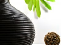 Feng Shui gazdagság váza